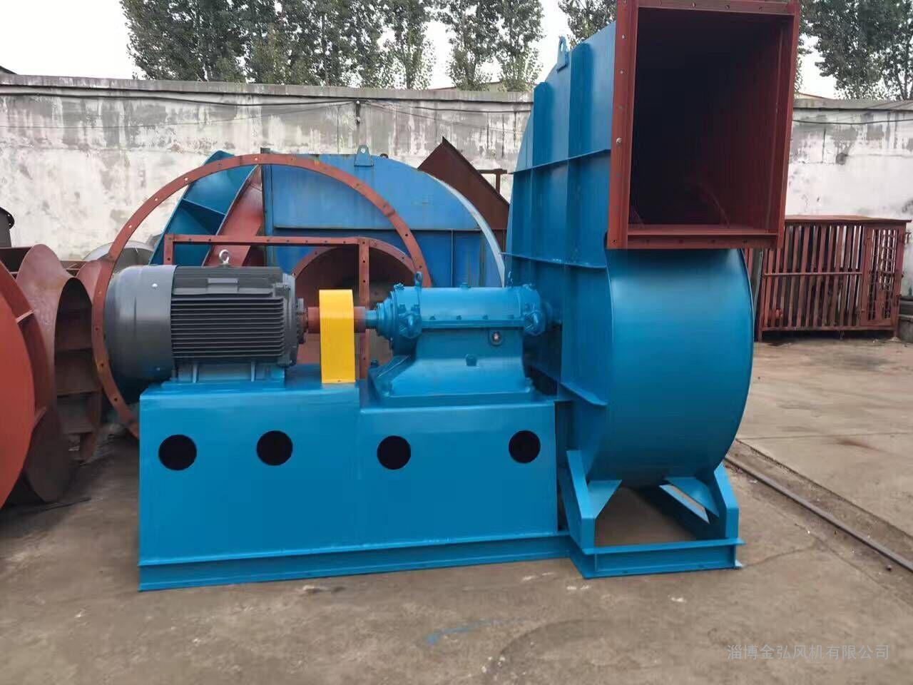 GY6-51型锅炉鼓引风机
