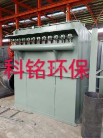 现货DMC型96袋120袋单机脉冲布袋除尘器生产实体厂家