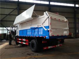 国六东风牌12方12立方含水污泥运输车