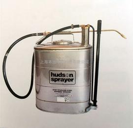 美国哈逊SUDSON67367喷雾器美国进口17升不锈钢背负式喷雾器