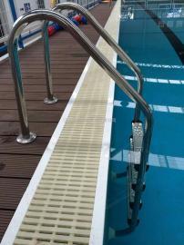 美人鱼316L游泳池扶梯,316L不锈钢扶梯厂家,316L不锈钢泳池梯