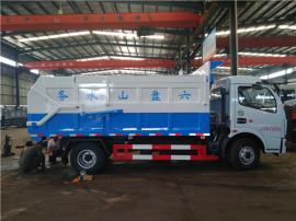 顶盖翼展开启5吨8吨10吨运输含水污泥自卸车价格表