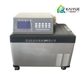 KY-8000D便携式冷藏等比例水质采样器