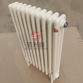 圣兴春GZ307钢制钢管三柱暖气片