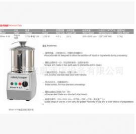 乐巴托ROBOT COUPE Blixer4 v.v进食品粉碎机乳化搅拌机可调速