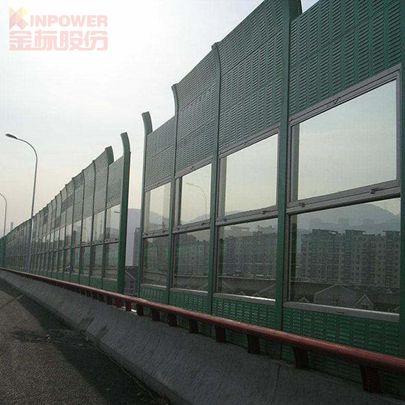 高架桥隔音墙厂家推荐 桥梁隔音屏障规格