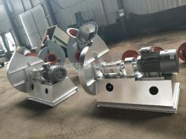 W9-19高温风机输送高温气体耐高温600℃/沃美环保