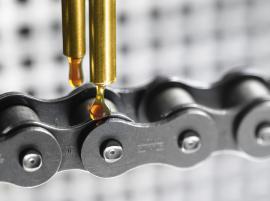 涂装线链条油烘漆系统链条油DE R260