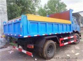 全密封污泥运输车(污泥车)12立方自卸式污泥运输车厂家报价格