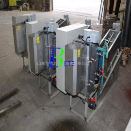 贝特尔叠螺式污泥脱水机 化工污泥压滤机 技术先进 品质无忧