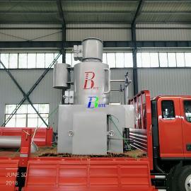 泡沫垃圾处理设备生产厂家?贝特尔小型垃圾焚烧炉