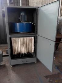 PL型单机除尘器结构组成和使用范围
