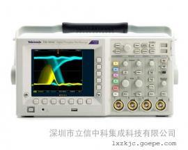 泰克100M高速采样数字荧光示波器TDS3012C