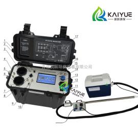 燃煤锅炉KGH-6030型烟气汞综合采样仪