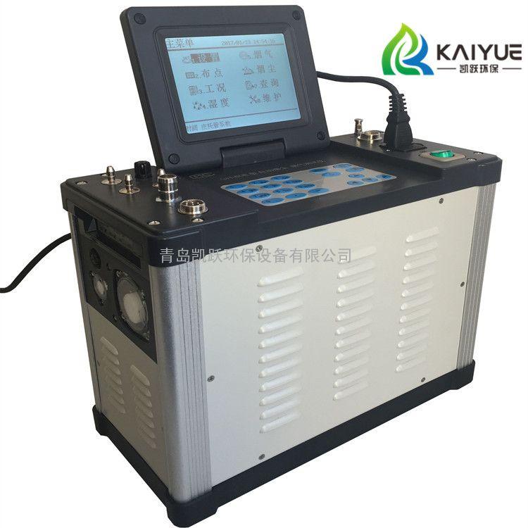 多功能烟尘采样器GH-60E锅炉管道自动烟尘烟气测试仪
