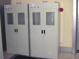 制药实验室双瓶气瓶柜医药企业三瓶防爆气瓶柜