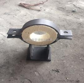 聚氨酯导向管托 蒸汽管道用高密度聚氨酯保冷管托
