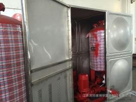 箱泵一体化消防水箱 箱泵一体化供水设备