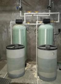 富莱克2850SM#6双罐锅炉软水器