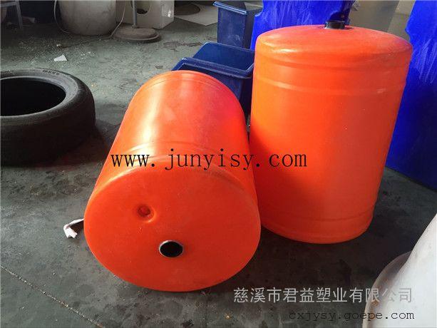 海上警示划分区域塑料浮漂 直径300*800游泳区域警示浮漂