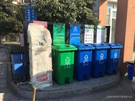 崇川垃圾分类提示栏-分类垃圾栏生产商-分类垃圾栏定制