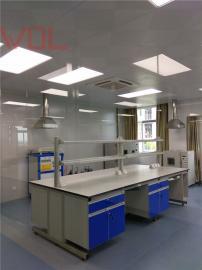 耐酸碱实验室操作台定制 实验室家具定制
