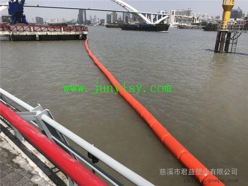 水电站塑料拦污排 水电站塑料拦污排拦截水面垃圾浮筒