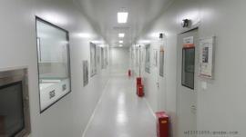 实验室净化PCR实验室施工设计