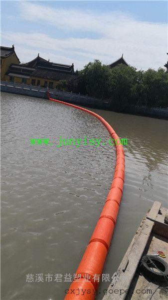 拦污浮筒,水电站拦污排 ,水库河道拦污设备浮体 警示浮筒...