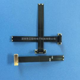 MICRO全塑�o�充公�^ 安卓手�C接收端公�^ 5V排�+2��焊�c正向�^