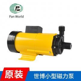 世博磁力泵型号NH-100PX 微型耐酸碱磁力泵