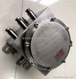 BXJ52防爆防腐接线箱布线箱304不锈钢材质分线箱IIC级IP65