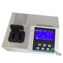 KY-300型COD氨氮总磷总氮水质分析仪