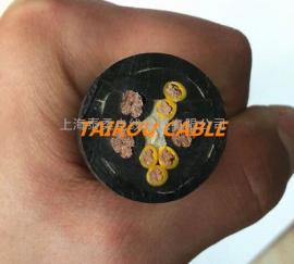 泰柔卷筒电缆 高柔抗张力 替代进口品牌