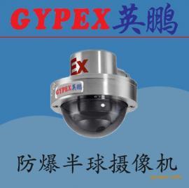 花炮防爆摄像机,钢铁防爆监控器,安防防爆摄像机