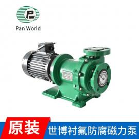 世博磁力泵型�NH-401PW-C-F-FV �纫r氟塑料磁力泵
