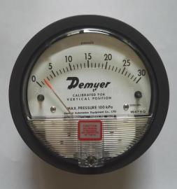 D2000-30Pa摆微差压表Demyer压差表