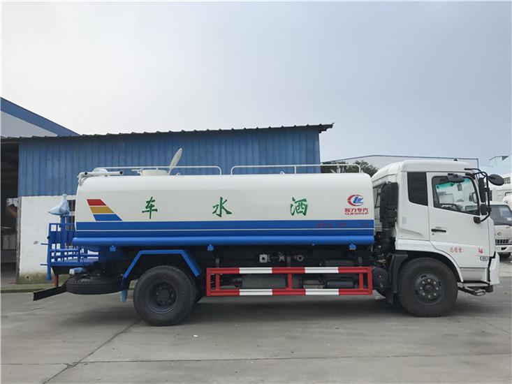 东风12吨环卫洒水车报价