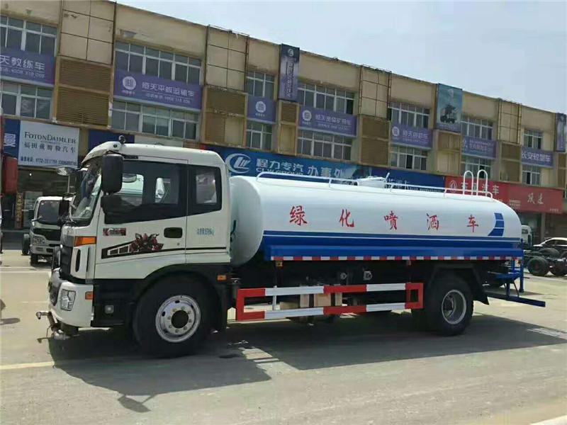 福田3吨洒水车批发价格