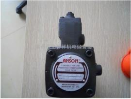 安颂ANSON 叶片泵IVPQ1-2-F-R