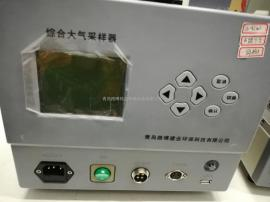 LB-6120C型TSP、PM10、PM2.5恒温型四路电子流量计综合大气采样器
