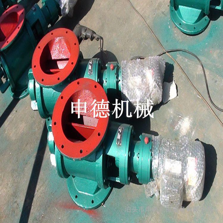 厂家直销星型卸料器_圆形铸铁卸灰阀_YJD系列系列装置