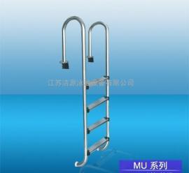 美人鱼MU游泳池扶梯,MU系列游泳池爬梯,MU415泳池扶梯