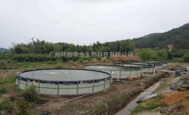 大型养殖用塑料鱼池