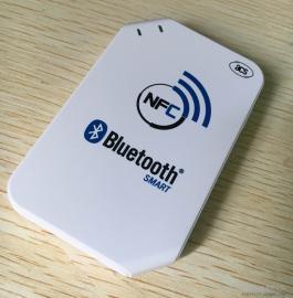 手机蓝牙NFC读卡器 RFID读写器 支持安卓 苹果系统ACR1255U