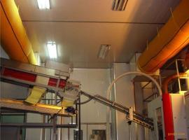 瀑布布风管及纤维织物布风管几个核心问题,纤维织物风管