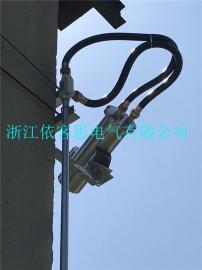 现场摄像防爆挠性连接管BNG-20*700B一内一外防爆PVC橡胶软管