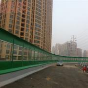 高架桥隔声屏障降噪特点