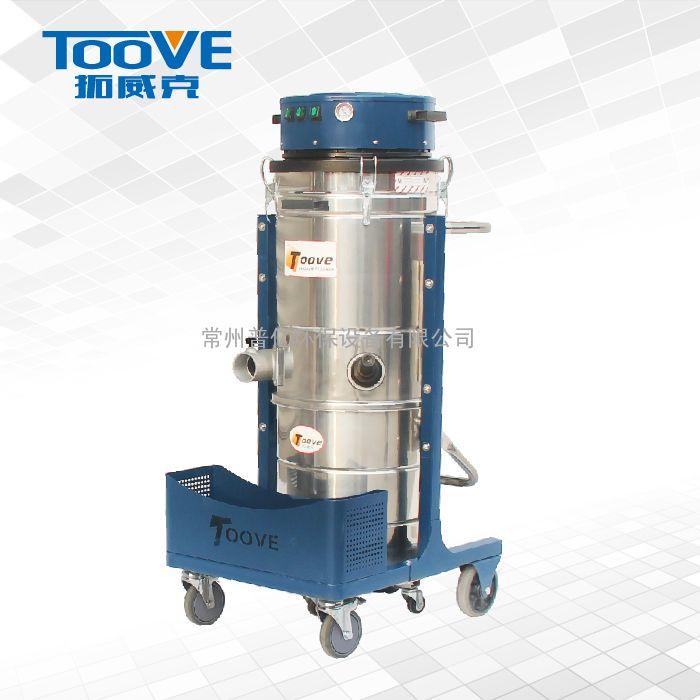 单相电上下分离桶式工业吸尘器拓威克PY361ECO