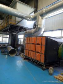 工业淬火热处理油烟净化方案